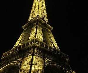 paris, eiffeltower, and eiffel tower image