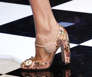 shoes and Dolce & Gabbana image