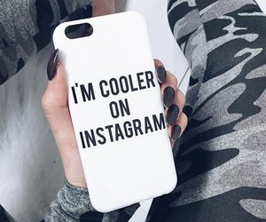 instagram, case, and cool image