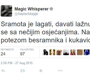 balkan, status, and magic whisperer image