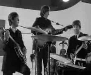dance, the beatles, and video image