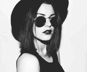 black and white, black, and grunge image