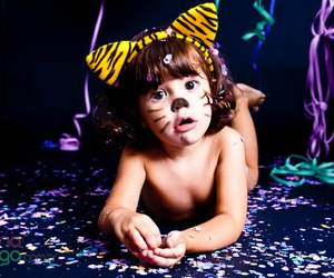 carnaval and kid image
