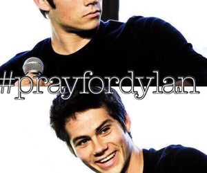 teen wolf and the maze runner image