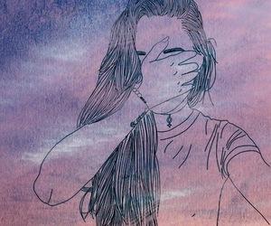 draw grunge image