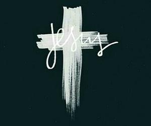 jesus, cross, and faith image