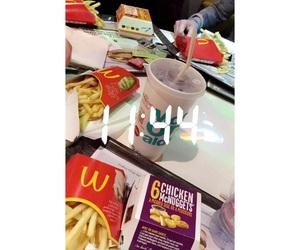 food and macdonald image
