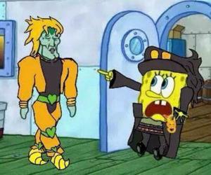 anime, meme, and jojo's bizarre adventure image