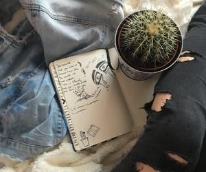 cactus and fashion image
