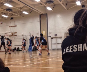 toronto, volleyball, and tdsb image