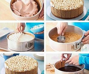 cake, food, and diy image