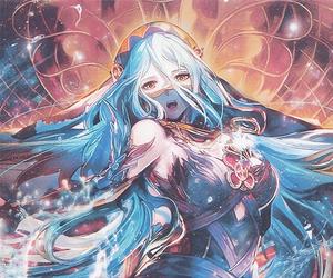 fire emblem, azura, and aqua image