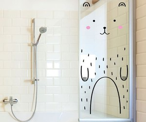 bathroom, interior design, and design image