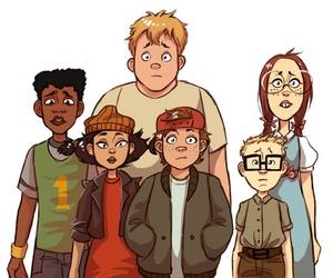 recess, disney, and cartoon image