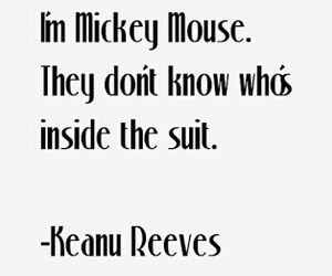 hidden, keanu reeves, and mickey mouse image