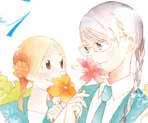 flowers, kawaii, and lindo image