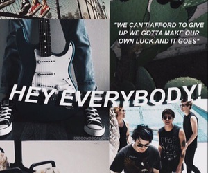 5sos, hey everybody, and 5 seconds of summer image