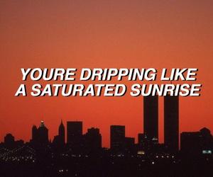 alternative, grunge, and sunrise image