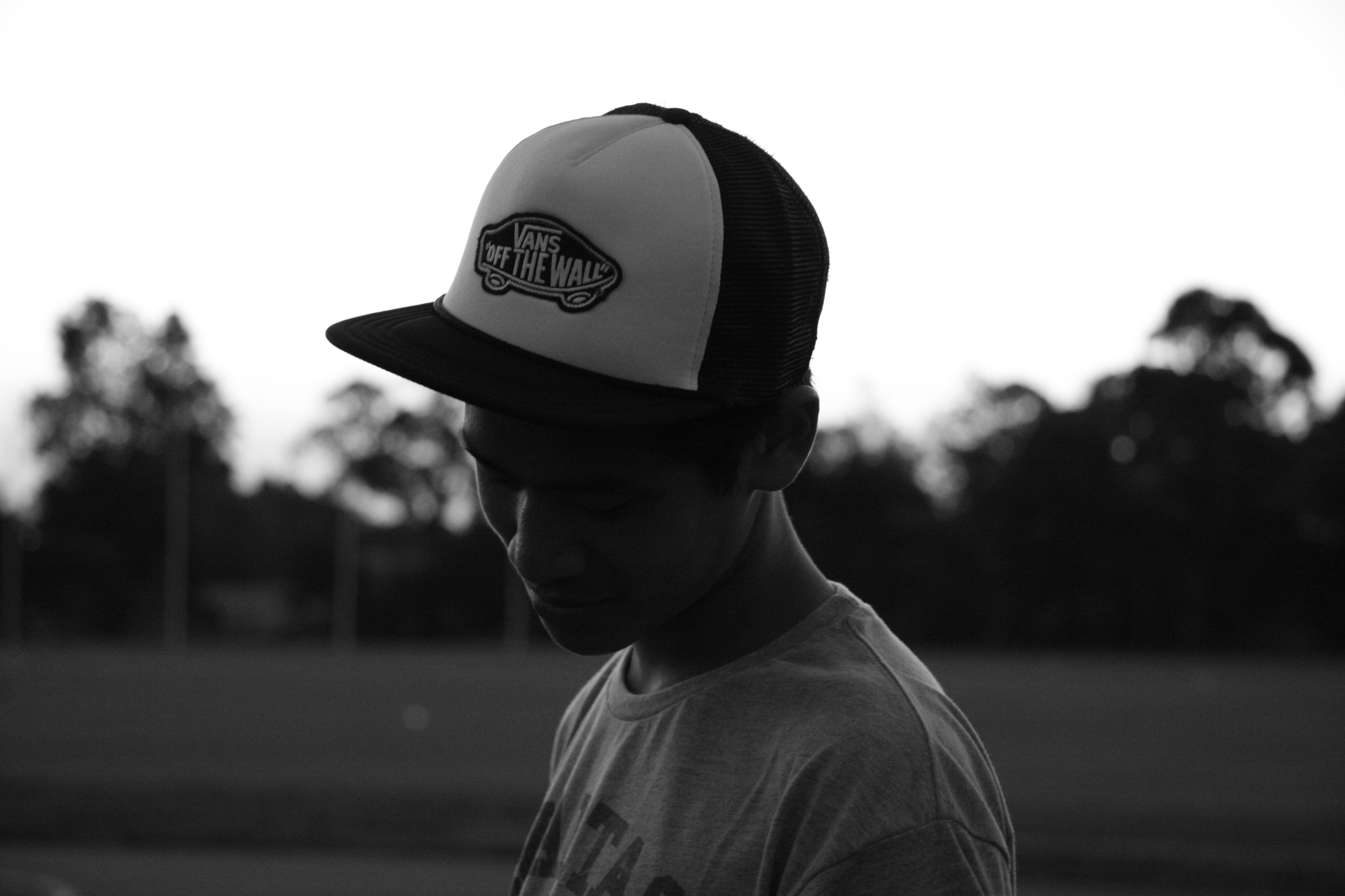 boys vans cap