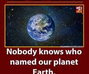 earth, fact, and true image