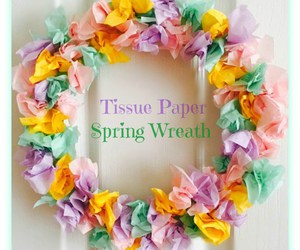 craft, diy, and spring image