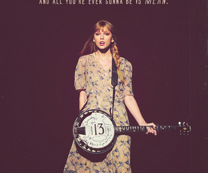 mean, Taylor Swift, and speak now image