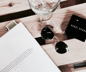 sunglasses, bobbi brown, and beauty image