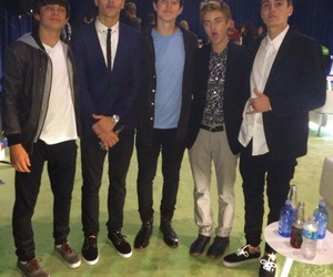 jack johnson, nash grier, and hayes grier image