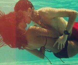 goals, water, and kiss image
