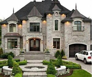 house, home, and luxury image