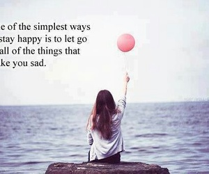 quotes, happy, and sad image