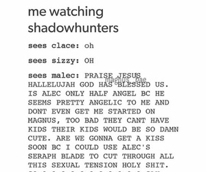 funny, magnus, and the mortal instruments image