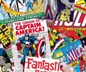 Avengers, capitain america, and Hulk image