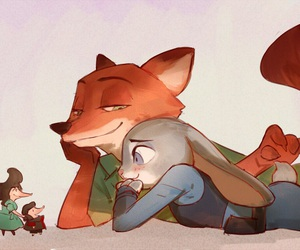 zootopia, love, and disney image