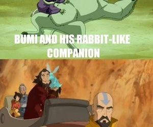 avatar, the last airbender, and bumi image