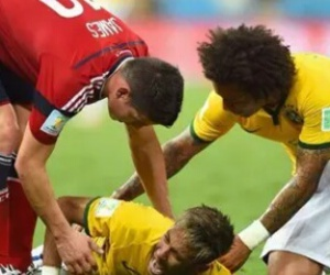 neymar, world cup, and james rodriguez image