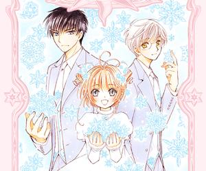 anime and card captor sakura image