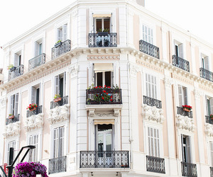 house, paris, and place image