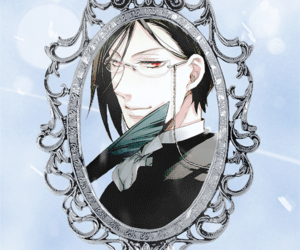 anime, black butler, and manga image
