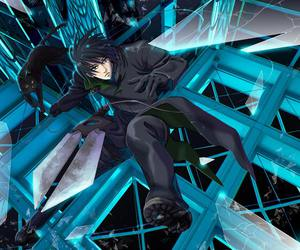 darker than black and hei image