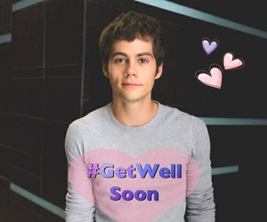 dylan, teen wolf, and maze runner image