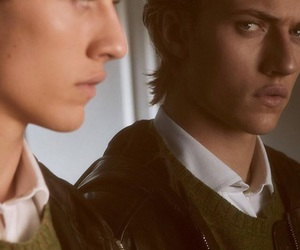model, lucky blue smith, and lucky blue image
