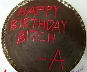 cake, pll, and love image