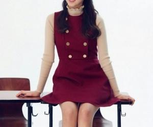 korean girl and kim so hyun image