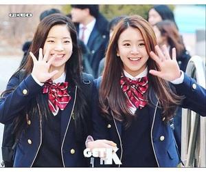 twice, jihyo, and chaeyoung image