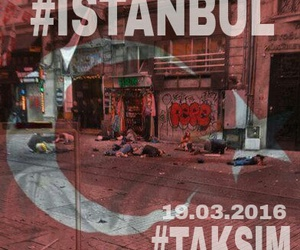 istanbul, terror, and turkey image