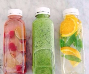 food, healthy, and juice image
