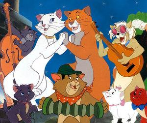aristocats, aristogatos, and marie tolouse berlioz image