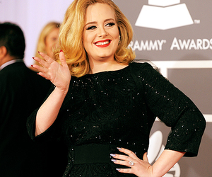 2012, grammy, and Adele image