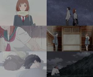 anime, ao haru ride, and aoharaido image